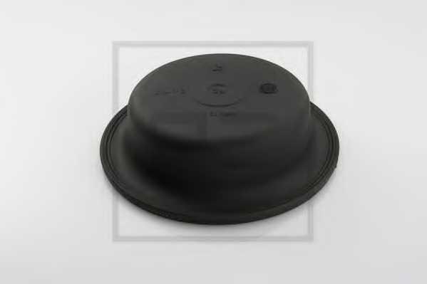 Мембрана, мембранный тормозной цилиндр PE Automotive 076.416-10A - изображение