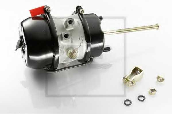 Тормозной цилиндр с пружинным энергоаккумулятором PE Automotive 076.432-00A - изображение