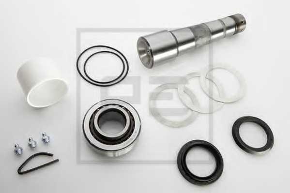 Ремкомплект шкворня поворотного кулака PE Automotive 141.137-10A - изображение