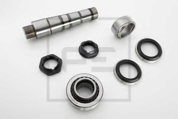 Ремкомплект шкворня поворотного кулака PE Automotive 141.138-10A - изображение