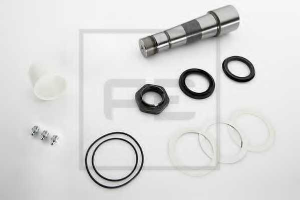 Ремкомплект шкворня поворотного кулака PE Automotive 141.139-00A - изображение