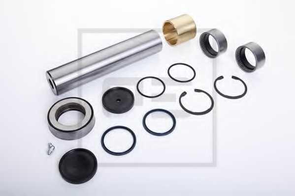 Ремкомплект шкворня поворотного кулака PE Automotive 251.007-00A - изображение