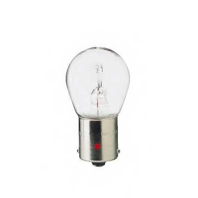 PHILIPS 12498CP - лампа P21W 12V 21W BA15s - изображение