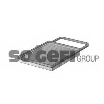 Фильтр воздушный PURFLUX A1153 - изображение 1
