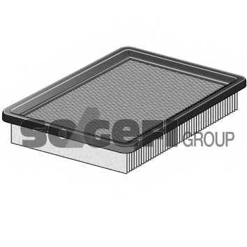 Фильтр воздушный PURFLUX A1165 - изображение 1