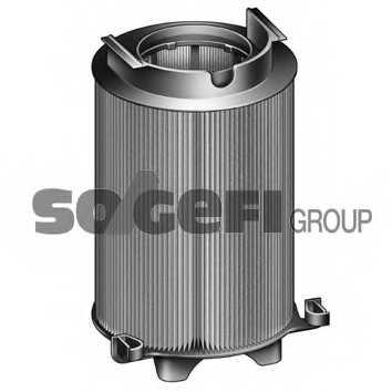 Фильтр воздушный PURFLUX A1168 - изображение 1