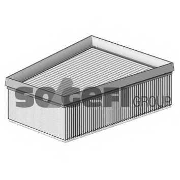 Фильтр воздушный PURFLUX A1231 - изображение 1