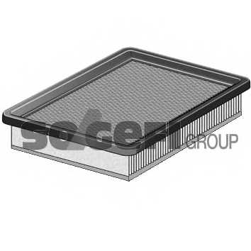 Фильтр воздушный PURFLUX A1269 - изображение 1
