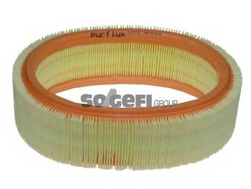 Фильтр воздушный PURFLUX A1278 - изображение