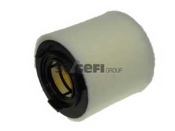 Фильтр воздушный PURFLUX A1344 - изображение