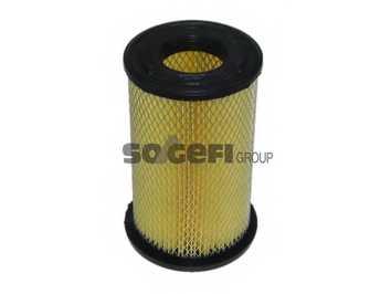 Фильтр воздушный PURFLUX A1396 - изображение