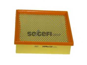 Фильтр воздушный PURFLUX A1512 - изображение