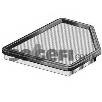 Фильтр воздушный PURFLUX A1578 - изображение
