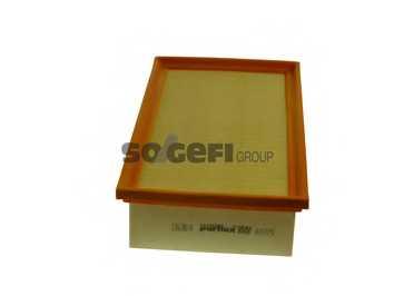 Фильтр воздушный PURFLUX A1725 - изображение