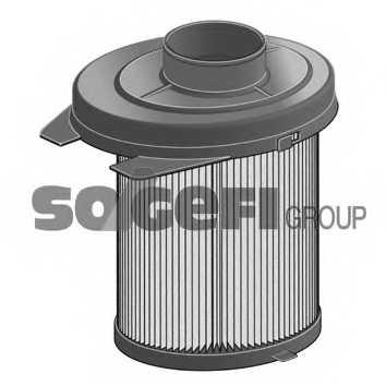 Фильтр воздушный PURFLUX A518 - изображение 1
