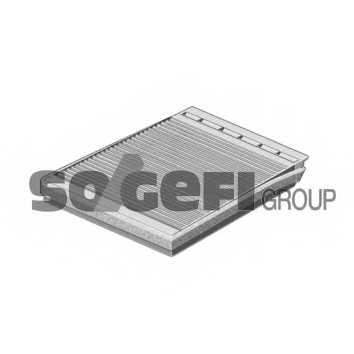 Фильтр салонный PURFLUX AH132 - изображение 1