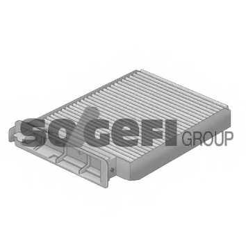 Фильтр салонный PURFLUX AH207 - изображение 1