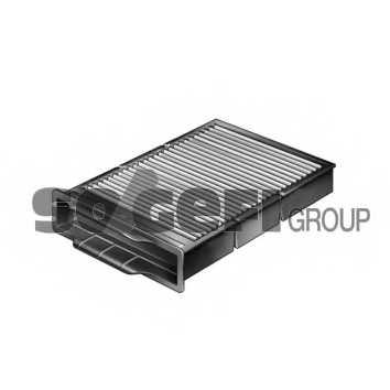 Фильтр салонный PURFLUX AH223 - изображение 1