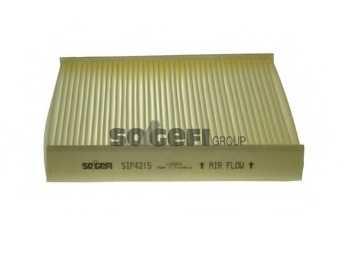 Фильтр салонный PURFLUX AH405 - изображение