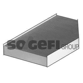 Фильтр салонный PURFLUX AH412 - изображение 1