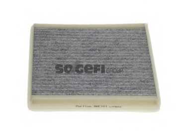Фильтр салонный PURFLUX AHC101 - изображение
