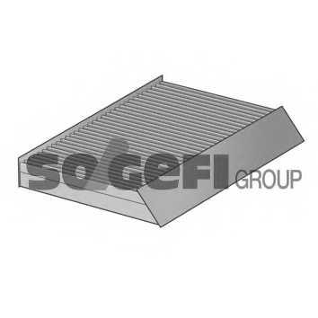 Фильтр салонный PURFLUX AHC281 - изображение 1