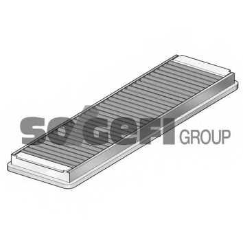 Фильтр салонный PURFLUX AHC299 - изображение 1