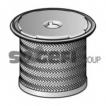 Фильтр топливный PURFLUX C422 - изображение 1