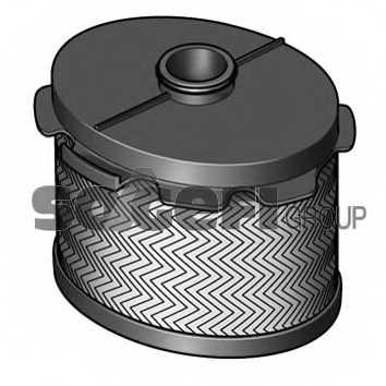 Фильтр топливный PURFLUX C446 - изображение 1