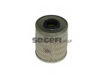 Фильтр топливный PURFLUX C492 - изображение