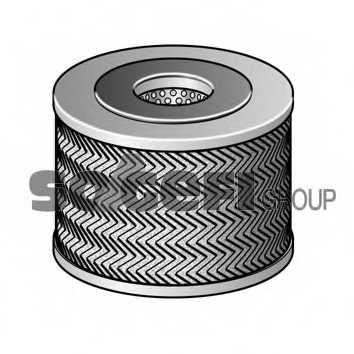 Фильтр топливный PURFLUX C493E - изображение 1