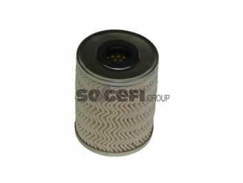 Фильтр топливный PURFLUX C493E - изображение