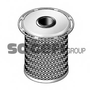 Фильтр топливный PURFLUX C496 - изображение 1