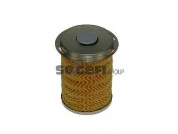 Фильтр топливный PURFLUX C496 - изображение