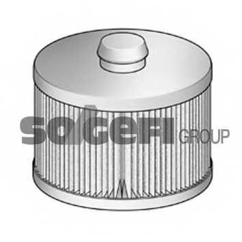 Фильтр топливный PURFLUX C504 - изображение 1
