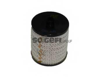 Фильтр топливный PURFLUX C517 - изображение