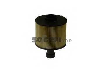 Фильтр топливный PURFLUX C826 - изображение
