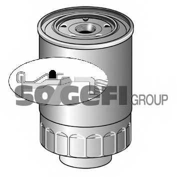Фильтр топливный PURFLUX CS437 - изображение 1