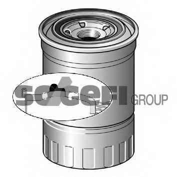 Фильтр топливный PURFLUX CS440 - изображение 1