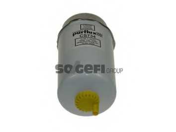 Фильтр топливный PURFLUX CS734 - изображение