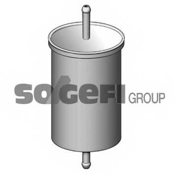 Фильтр топливный PURFLUX EP165 - изображение 1