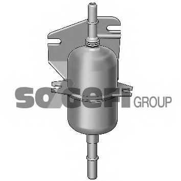 Фильтр топливный PURFLUX EP195 - изображение 1