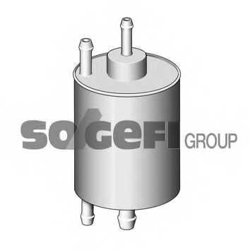 Фильтр топливный PURFLUX EP198 - изображение 1