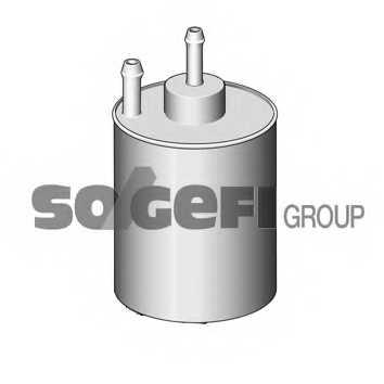 Фильтр топливный PURFLUX EP206 - изображение 1