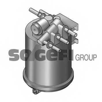 Фильтр топливный PURFLUX FC500E - изображение 1