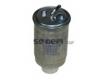 Фильтр топливный PURFLUX FCS412B - изображение