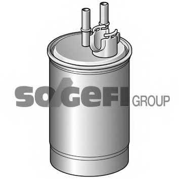Фильтр топливный PURFLUX FCS472 - изображение 1