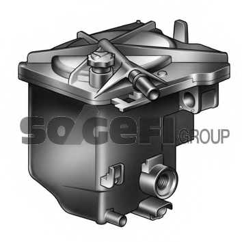 Фильтр топливный PURFLUX FCS710 - изображение 1
