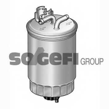 Фильтр топливный PURFLUX FCS711 - изображение 1