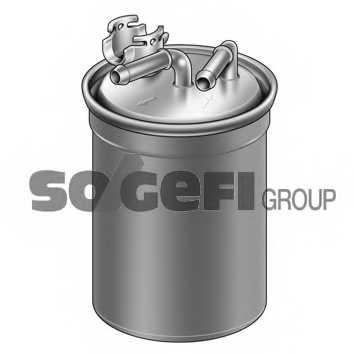 Фильтр топливный PURFLUX FCS737 - изображение 1